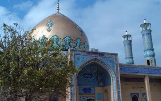 بررسی ارتباط میان هویت مذهبی و کالبدی شهر تهران۲