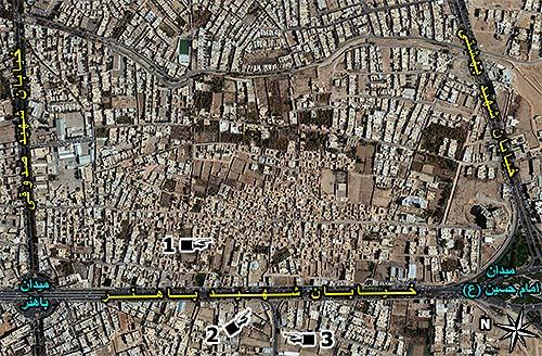 انتقاد شدید از شهرسازی یزد