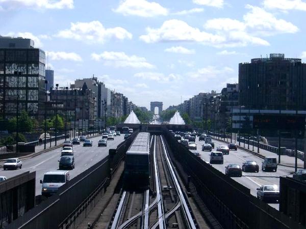 مترو پاریس فرانسه