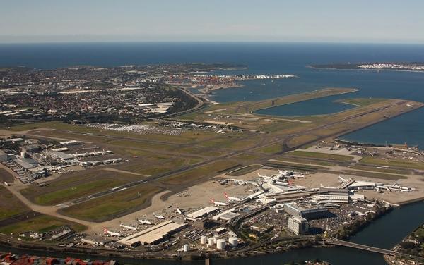 فرودگاه سیدنی استرالیا