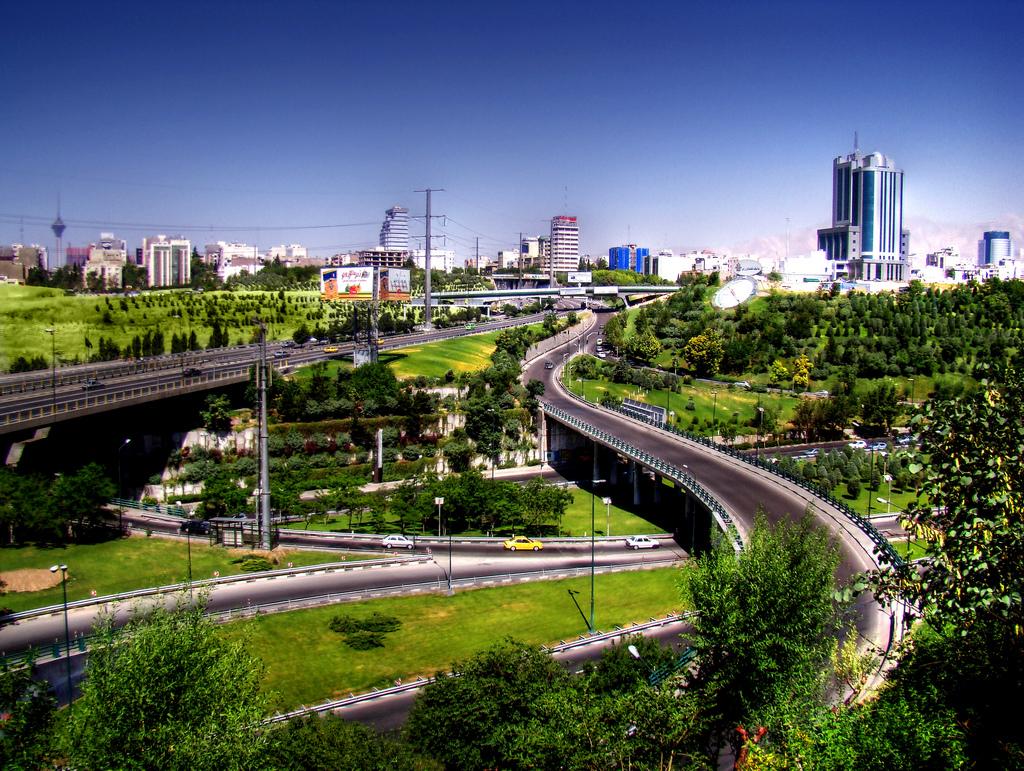 کمربند سبز تهران