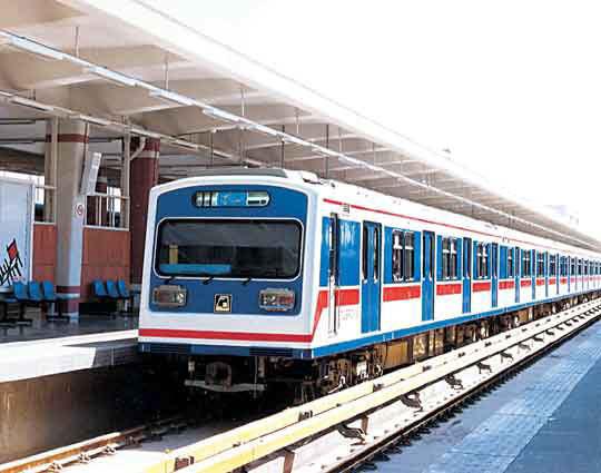 رسیدن مترو به شهر جدید پرند