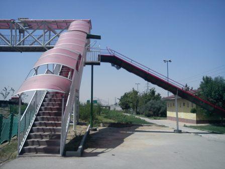 حذف پلهای هوایی تهران!!