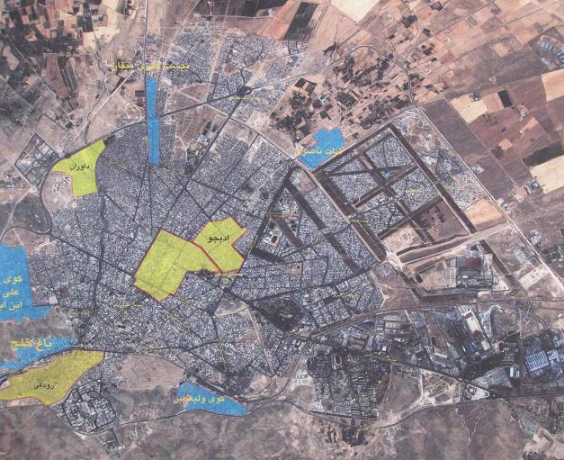 بازآفرینی شهری با شهرسازی استاندارد