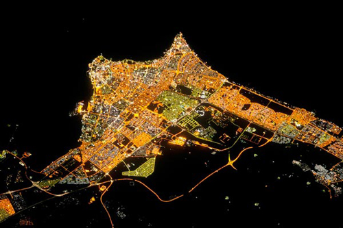 توسعه تاریخی یا شهرسازی در بیابان