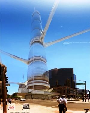 تعریف جدیدی از ساختمان های بلندمرتبه