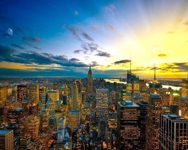 شهر نیویورک در سال ۲۰۲۸