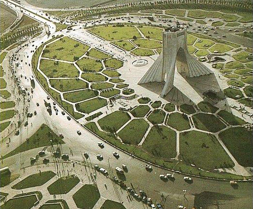 ساماندهی نماهای شاخص پایتخت
