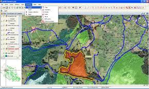مقاله کاربردهای سیستم اطلاعات جغرافیایی( GIS ) در مدیریت مسائل شهری