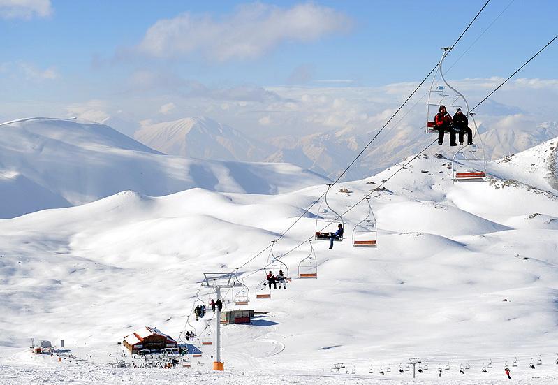 فایل اتوکد منطقه ۱ تهران (ایستگاه های توچال)