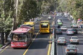 برنامه ریزی دسترسی به اتوبوس در ایران