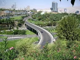 فایل اتوکد منطقه ۳ تهران (پارک طالقانی)