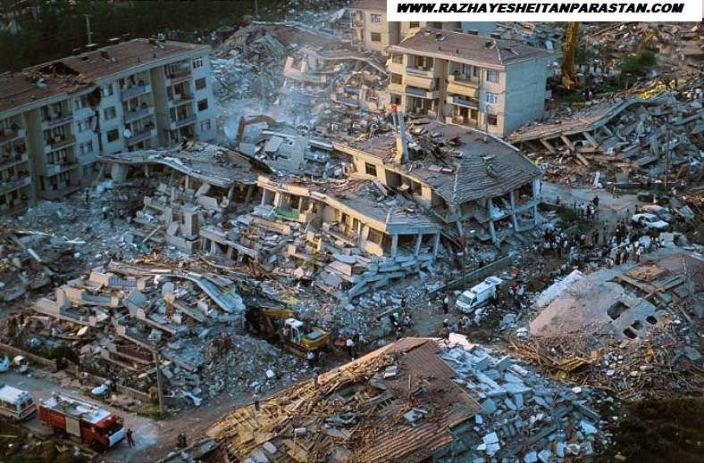 پایان نامه بررسی نقش الگوی بافت شهری در کاهش آسیبهای ناشی از زلزله