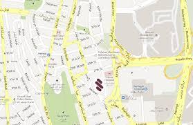 فایل اتوکد منطقه ۶ و ۷ تهران (میدان آرژانتین – مصلی)