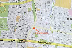 فایل اتوکد منطقه ۴ تهران (خواجه عبدالله انصاری)