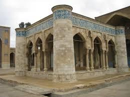 فایل اتوکد شهر شیراز (منطقه ۸)