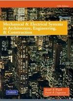 کتاب سیستمهای مکانیکی و الکتریکی در معماری، مهندسی و ساختو ساز