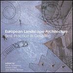 کتاب معماری منظره اروپایی
