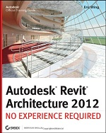 کتاب راهنمای Autodesk Revit Architecture 2012
