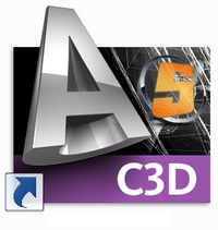 Autodesk AutoCAD Civil 3D 2015 SP1 اتوکد شهرسازی