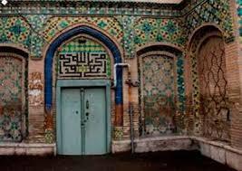 مقاله تأثیر بناها و فضاهای مذهبی در جامعه اسلامی