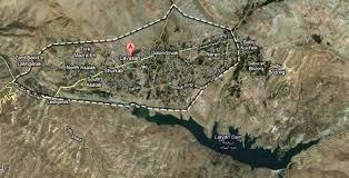 تخریب شتابنده در آبخیزهای تهران