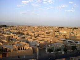 اصول بافت شهرهای سنتی ایران
