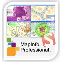 MapInfo Professional 11.5.0.16 – ساخت نقشه جغرافیایی