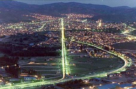 زلزله و مسائل زمینساختی شهر و منطقه مهاباد