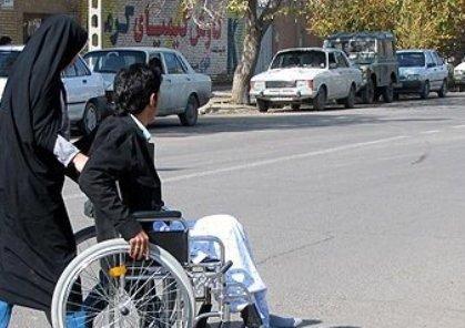 معلولان و چالش مناسب سازی معابر شهری