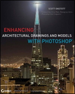 کتاب ارتقای طراحی و مدلسازی معماری با فتوشاپ