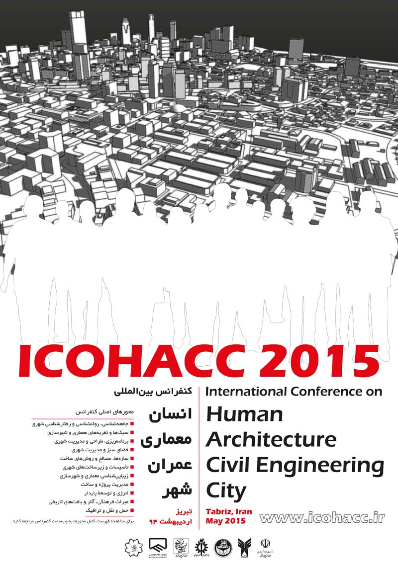 کنفرانس بین المللی انسان، معماری، عمران و شهر