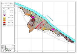نقشه طرح تفصیلی شهر تنکابن
