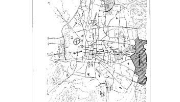 بررسی مسایل توسعه شهری مطالعات طرحهای بالادست(منطقه۱)