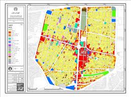 تعاریف و مفاهیم کاربری های شهری و تعیین سرانه آنها