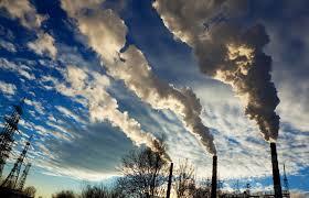 آلودگی هوا به یک فاجعه ملی