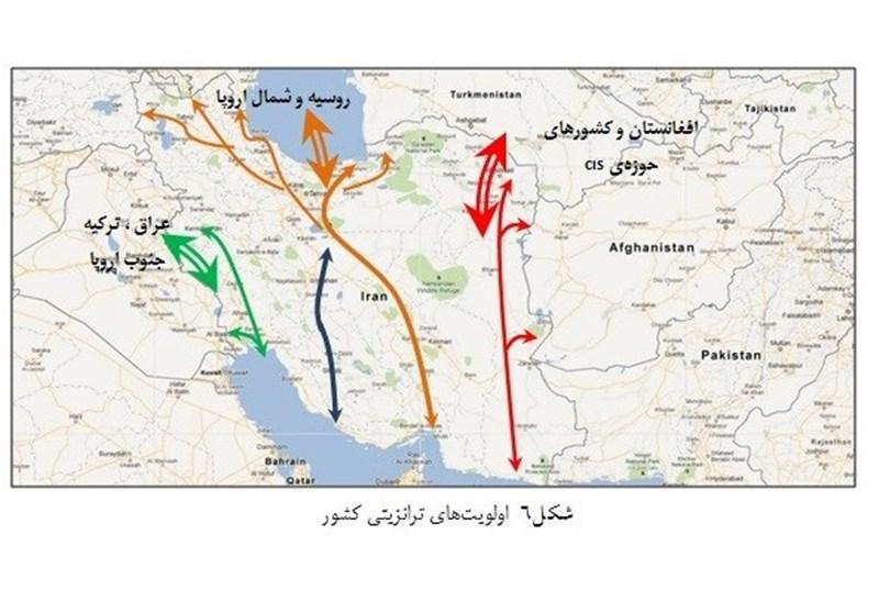 طرح توسعه محور شرق