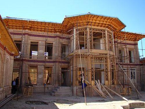 ضرورت انعکاس فرهنگ در معماری