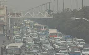 شبیه سازی الگوی پراکنش آلودگی هوای کلان شهر تهران در شرایط وزش باد