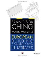 کتاب ساختمانسازی اروپایی مصور