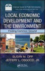 کتاب توسعه محلی اقتصادی و محیط زیست