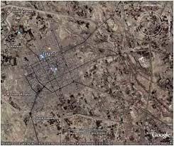 تحلیلی بر ساختار فضایی و توسعه افقی شهرهای منطقه سیستان