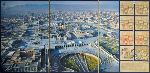 الگوی استقرار زمام داران و کارگزاران عرب در ایران و تأثیر آن بر شهرسازی و جامعه شهری