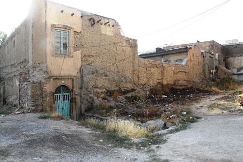 سند ملی راهبردی احیاء بافت های فرسوده