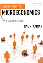 کتاب اقتصاد خرد میانه؛ یک رویکرد مدرن