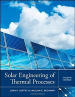 کتاب مهندسی خورشیدی فرآیندهای حرارتی