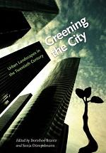 کتاب شهر سبز؛ مناظر شهری در قرن بیستم