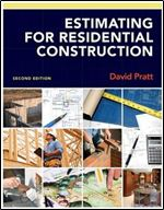 کتاب برآورد برای ساخت و ساز مسکونی