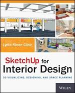 کتاب SketchUp برای طراحان داخلی
