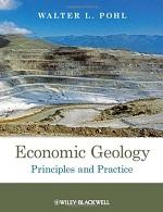 کتاب زمینشناسی اقتصادی؛ اصول و کاربرد